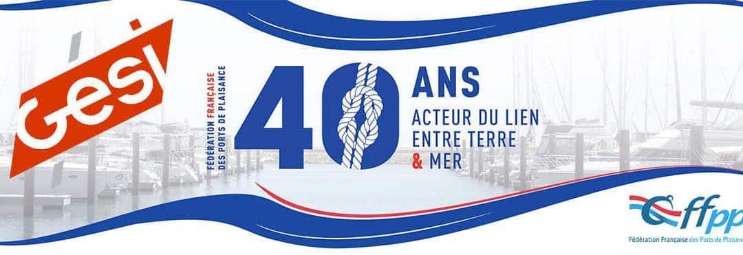 GESI partenaire de la Fédération Française des Ports de Plaisance